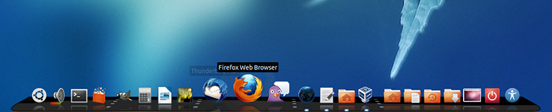 Dock для Linux