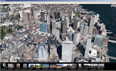 """В ПК-версию Google Earth 7 добавлены функции """"туров"""" и просмотра городов в 3D"""