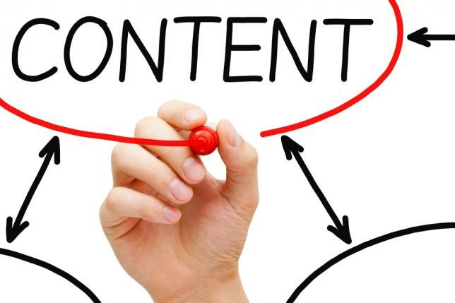 Интернет контент и твой бизнес сайт