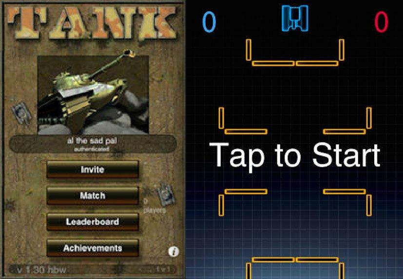 Приложение Tank