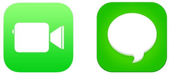 iMessages и Facetime — самые безопасные решения для общения