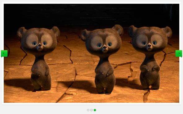 Как сделать адаптивный (резиновый) слайдер изображений с помощью jQuery и CSS3