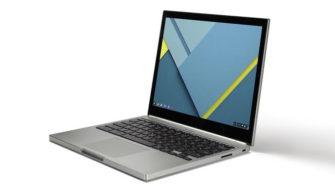 Chromebook Pixel 2015: что изменилось?