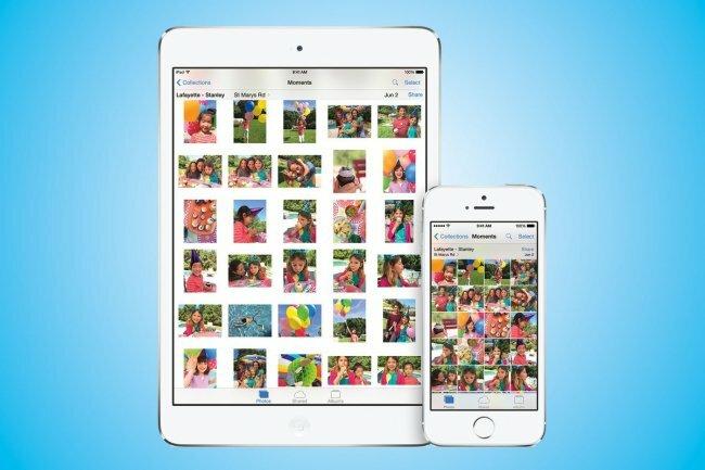Как скрыть фотографию на iPhone и iPad в iOS 8