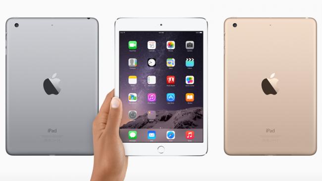 iPad mini 3 — последний в линейке?
