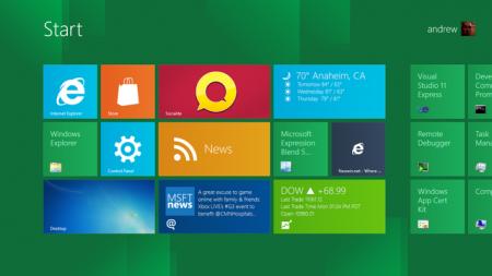 Полезные советы при работе с Windows 8
