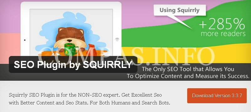 SEO Plugin by SQUIRRLY